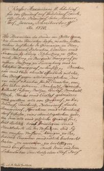Oberlausitzische Urkunden. XV Band von 1569-1587