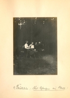 Böcklin: Das Schweigen im Walde!