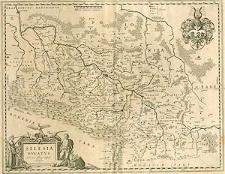 Silesia Ducatus a Martino Helwigio Nissense descriptus