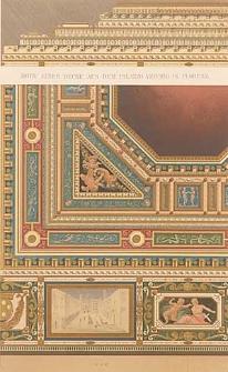 Architektonisches Skizzenbuch, 1875, Heft (V) CXXXIV, Blatt 1-3, 5-6