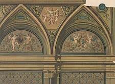 Architektonisches Skizzenbuch, 1879, Heft (I) CLIV, Blatt 1-6