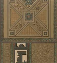Architektonisches Skizzenbuch, 1880, Heft (IV) CLXIII, Blatt 1-6