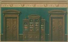Architektonisches Skizzenbuch, 1881, Heft (VI) CLXXI, Blatt 1-6
