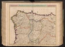 Regnum Castellæ Veteris, Legionis, et Gallæciæ, Princip: Biscaiæ, et Asturiarum, nec non Maxime Partis Portugalliæ