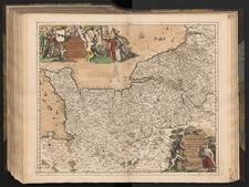 Nova et Accurata Normandiæ Ducatus Tabula Portubus Littoribus Viisque Præcipuis a Regio Geografo dimensis
