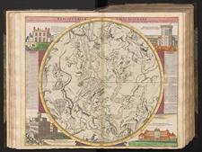 Hemisphaerium coeli australe in quo Fixarum loca secundum Eclipticae ductum ad annum 1730 completum exhibentur