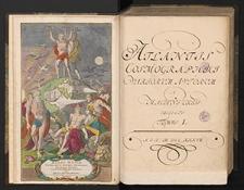 [Atlantis Cosmographici Variorum Autorum a Machnizkiis collecti Tomus I - Karta tytułowa]