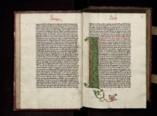 Biblia latina, pars I: Genesis - Paralipomenon II