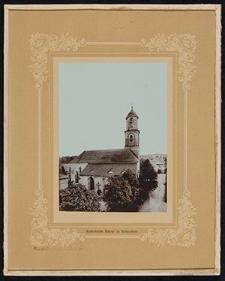 Katholische Kirche zu Bolkenhain