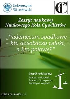 Prawo spadkowe w Polsce do XIV wieku