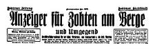 Anzeiger für Zobten am Berge und Umgegend 1935-08-06 Jg. 51 Nr 92