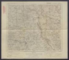 Karte des Deutschen Reiches 1:100 000 - 107. Marggrabowa-Filipowo